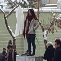 """I Acted Independently"" Interview with Narges Hosseini #GirlsofRevolutionStreet Protester"