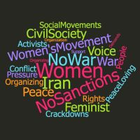 We Oppose War, Sanctions and Repression: Statement by Iranian Women's Rights Defenders